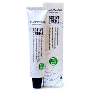 Взуттєвий крем LOWA Active Cream 20 ml (безбарвний) [000] Colorless