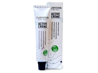 Обувной крем LOWA Active Cream 20 ml (бесцветный), LOWA®