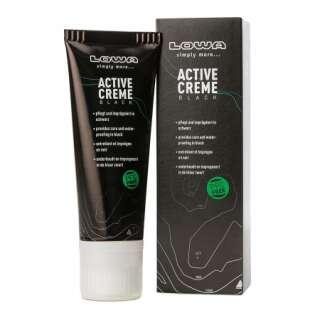 Взуттєвий крем LOWA Active Cream 75 ml (чорний), LOWA®