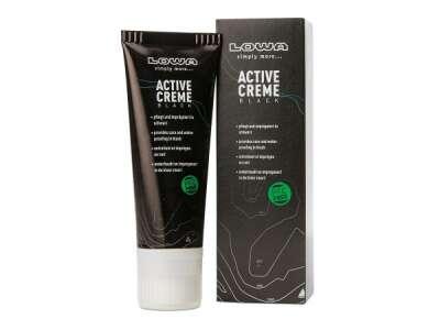 Обувной крем LOWA Active Cream 75 ml (черный), LOWA®