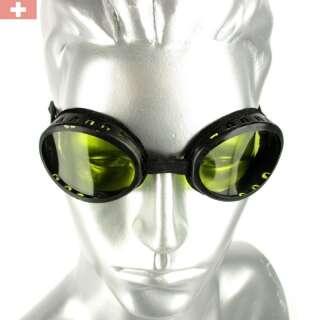Очки швейцарские горные солнцезащитные военные, б/у (оригинал), [999] Multi, Sturm Mil-Tec® Reenactment