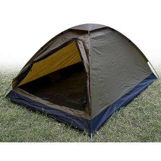 Палатка Mil-Tec 2-местная IGLU Super (Olive), Mil-tec