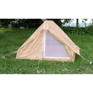 Палатка французская двухместная (оригинал) б/у, [055] Khaki, Sturm Mil-Tec