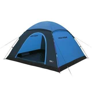 Палатка High Peak Monodome XL 4 (Blue/Grey), High Peak (Germany)