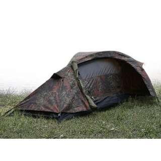 Палатка одноместная Recon, [1215] Немецкий камуфляж, Sturm Mil-Tec®