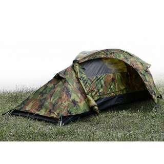 Палатка одноместная Recon, [1358] Woodland, Sturm Mil-Tec® Reenactment