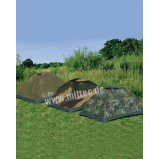 Палатка трехместная Iglu Standard, [1358] Woodland, Sturm Mil-Tec®