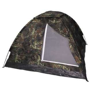 Палатка трехместная Monodom (Flecktarn) – (Max Fuchs)