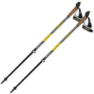 Палки для скандинавской ходьбы Vipole High Performer Carbon Top-Click QL DLX (S1965), Vipole (Italy)