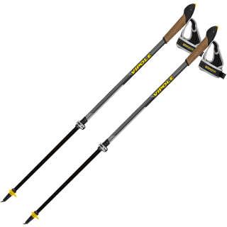 Палки для скандинавской ходьбы Vipole Instructor Vario QL Dark DLX (S2027), Vipole (Italy)