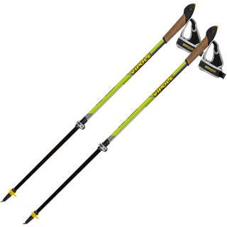 Палки для скандинавской ходьбы Vipole Instructor Vario QL Green DLX (S2028), Vipole (Italy)