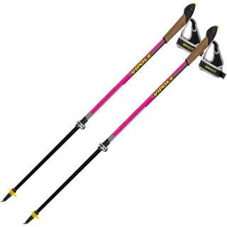 Палки для скандинавской ходьбы Vipole Instructor Vario QL Violet DLX (S2029), Vipole (Italy)