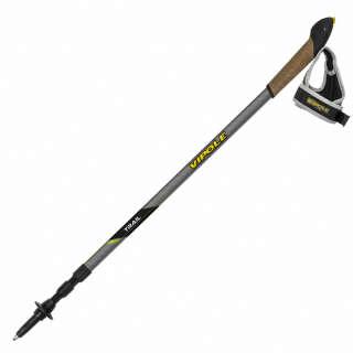 Палки для скандинавской ходьбы Vipole Trail Carbon Top-Click DLX (S1867), Vipole (Italy)