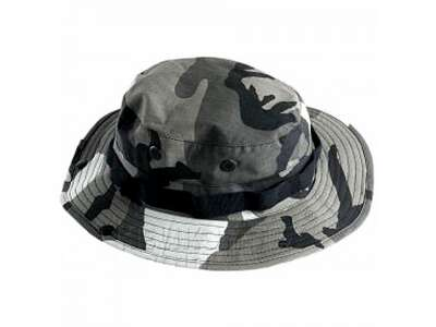 Панама BOONIE - Cotton Ripstop, 09n-Urban, Helikon-Tex®