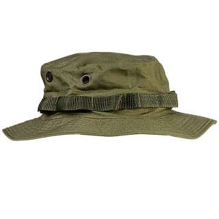 Панама BOONIE - Cotton Ripstop, Olive Green, Helikon-Tex