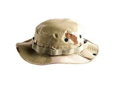 Панама BOONIE - Cotton Ripstop, US Desert, Helikon-Tex