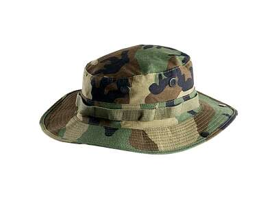 Панама BOONIE - Cotton Ripstop, US Woodland, Helikon-Tex