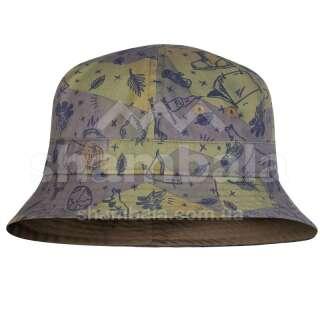 Панама дитяча (8-12) Buff Kids Bucket Hat, Camp Khaki (BU 120044.854.10.00)