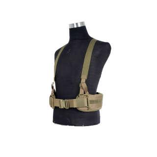 Pantac Molle Cummerbund with Y-shape Suspender Multicam S