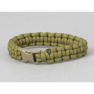 Pantac Paracord Bracelet Khaki L
