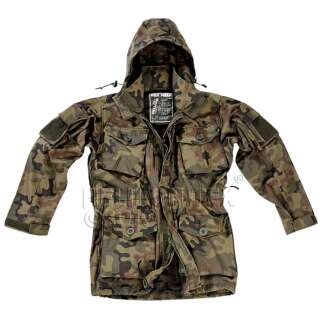 Парку SOLDIER випуску 2008 - Cotton Ripstop, PL Woodland, Helikon-Tex®