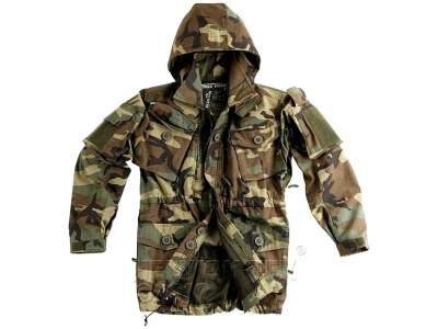Парку SOLDIER випуску 2008 - Nyco Twill, US Woodland, Helikon-Tex®