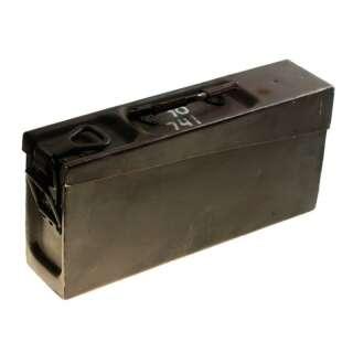 Патронный ящик транспортный для MG 34/42 (оригинал) Вермахт/Люфтваффе/W-SS/SS-VT, [182] Olive, Другие