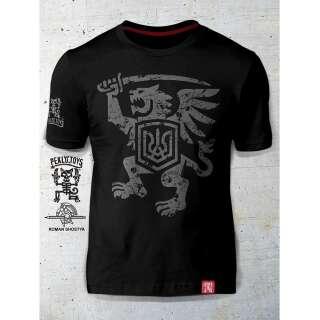 PEKLO.TOYS футболка Грифон Black