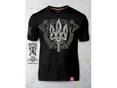 PEKLO.TOYS футболка Меч Арея Black