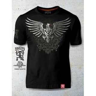 PEKLO.TOYS футболка Орел-Тризуб чорна