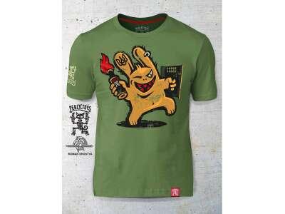 PEKLO.TOYS футболка Провокатор Olive
