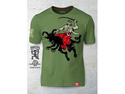PEKLO.TOYS футболка Родео Olive