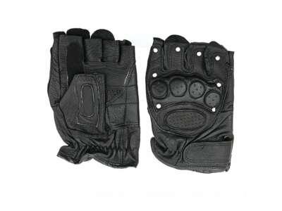 Перчатки 8FIELDS - беспалые, Black, 8Fields