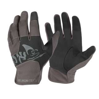 Рукавички All Round Fit Gloves, 0135A-Black/Shadow Grey, Helikon-Tex