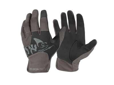 Перчатки All Round Fit Gloves, 0135A-Black/Shadow Grey, Helikon-Tex