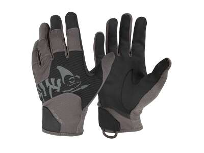 Перчатки All Round Gloves, 0135A-Black/Shadow Grey, Helikon-Tex