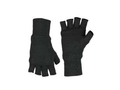 Рукавички без пальців Thinsulate (Black), Mil-tec