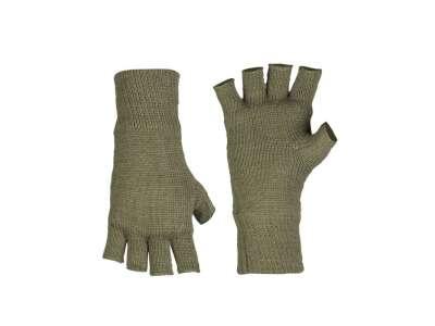 Перчатки без пальцев Thinsulate, [182] Olive, Sturm Mil-Tec® Reenactment