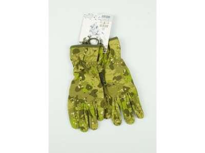 Перчатки демисезонные влагозащитные полевые CFG (Cyclone Field Gloves), [1234] Камуфляж Жаба Полевая, P1G-Tac