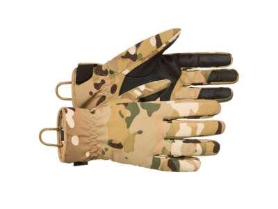 Перчатки демисезонные влагозащитные полевые CFG (Cyclone Field Gloves), [1250] MTP/MCU camo, P1G-Tac®
