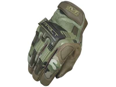Перчатки Mechanix M-Pact (Multicam)