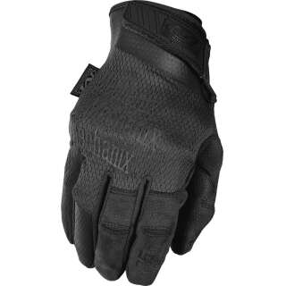 Mechanix Specialty 0.5mm Covert Gloves Black