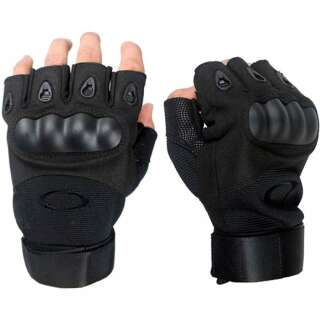 Перчатки ОAKLEY - беспалые, Black, noname