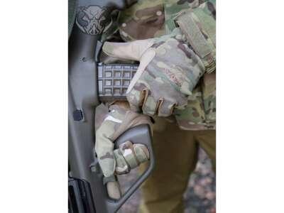 Рукавички польові демісезонні MPG (Mount Patrol Gloves), [1250] MTP/MCU camo, P1G-Tac