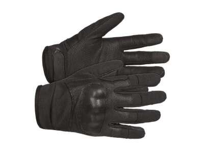 Перчатки полевые стрелковые FFG-P (Frogman field gloves with knuckles), [1149] Combat Black, P1G-Tac®