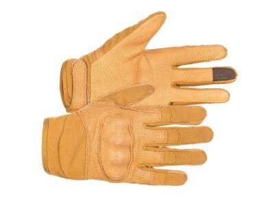 Перчатки полевые стрелковые FFG-P (Frogman field gloves with knuckles), [1174] Coyote Brown, P1G-Tac®