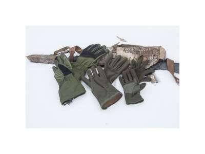 Перчатки полевые зимние PCWG (Punisher Combat Winter Gloves-Modular), [1270] Olive Drab, P1G-Tac®