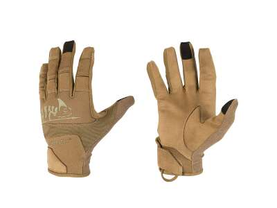 Рукавички Range Gloves Hard, 1112A-Coyote/Adaptive Green, Helikon-Tex