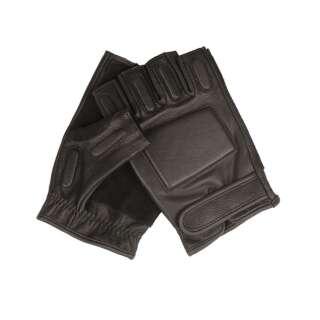 Перчатки штурмовые без пальцев SEC GLOVES, Black, Sturm Mil-Tec®