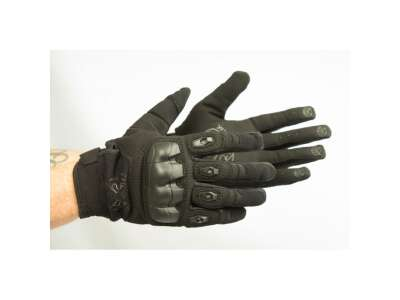 Перчатки стрелковые FKG (Fast knuckles gloves), [1149] Combat Black, P1G-Tac®